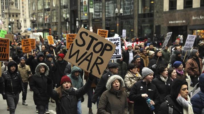 Protes di kalangan masyarakat sipil diprediksi akan terjadi di 2020 ini