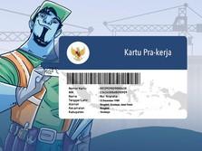 Situs Down, Launching Kartu Pra Kerja di 11 April