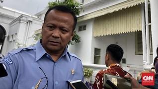 Menteri Edhy Ingin Kapal Besar di Natuna Tak Ganggu Nelayan