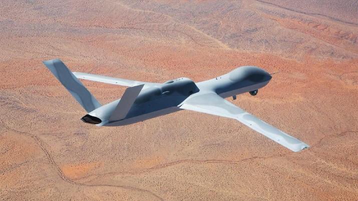 Intip MQ-9 Reaper, Drone Trump yang Bunuh Soleimani