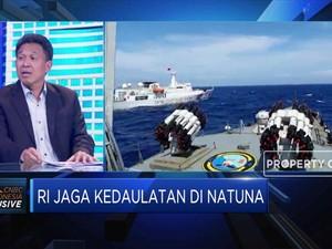 Ini Strategi KKP Jaga Kedaulatan RI di Perairan Natuna