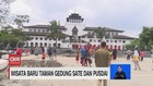 VIDEO: Wisata Baru Taman Gedung Sate & Pusdai