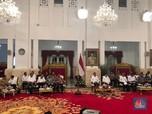 Jokowi Pede Patok RPJMN 2020-2024: PDB Tumbuh 5,6% - 6,2%