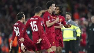 Kostum Liverpool Berubah ke Nike Mulai Musim Depan