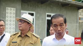 Jokowi soal Beda Tangani Karhutla: Australia tak Ada Babinsa