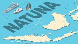 INFOGRAFIS: Potensi Ekonomi Natuna yang Jadi Rebutan RI-China