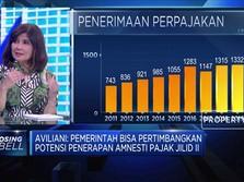 Ekonom: Amnesty Jilid II Bisa Mendorong Penerimaan Pajak