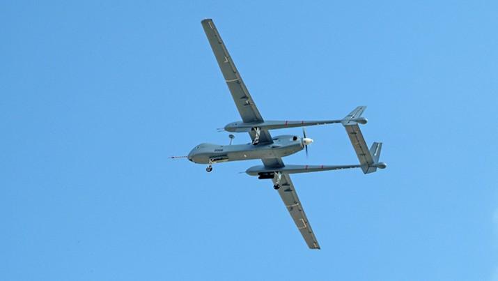 Drone Heron TP (Dok. Israel Aerospace Industries (IAI))