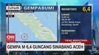 VIDEO: BPBD Semeulue: Guncangan Gempa Terasa Besar