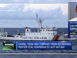 Jubir Prabowo: Klaim China Ditanggapi Lewat Diplomasi & Damai