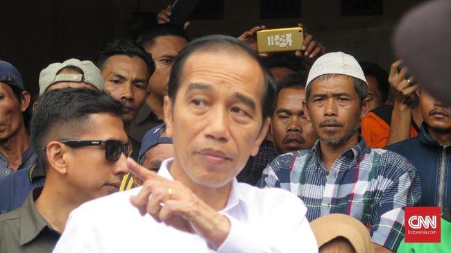 Jokowi Minta Erick Thohir Beri Proyek BUMN ke Pengusaha Muda
