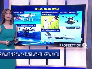 Drone, Dari Pengantar Makanan Hingga Senjata Pembunuh