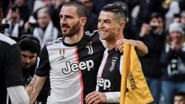 Sarri Ungkap Rahasia Ronaldo Cetak Hattrick di Liga Italia