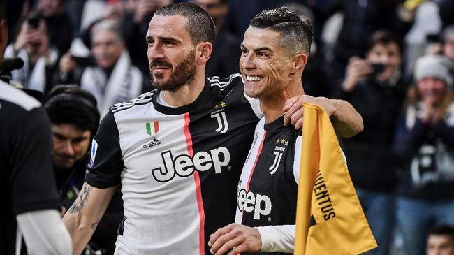 Bungkam Roma, Juventus ke Semifinal Coppa Italia
