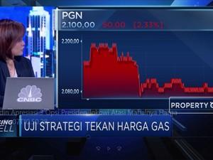 Kadin Apresiasi 3 Opsi Jokowi Atasi Mahalnya Harga Gas