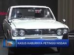 Eks Bos Nissan Carlos Ghosn Kabur dari Jepang ke Lebanon
