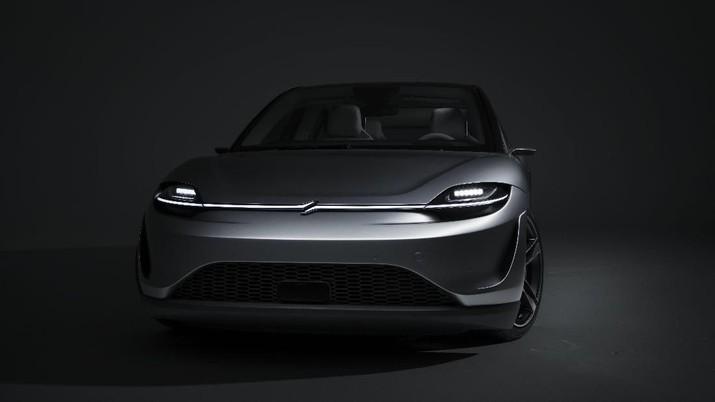 Mobil listrik Vision S (Ist via sony.co.uk)