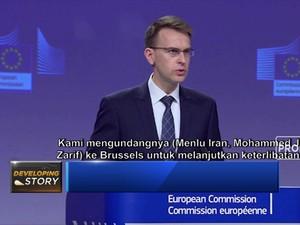 Deg-Degan Program Nuklir Iran, EU Bujuk Teheran