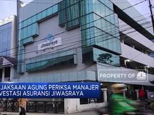 Kejaksaan Agung Periksa Manajer Investasi Jiwasraya