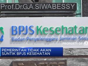 Pemerintah Tidak Akan Suntik Dana ke BPJS Kesehatan!