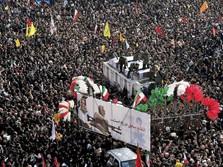 Iran Balas Kematian Soleimani, IHSG Berpotensi Melemah Lagi
