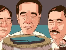 Jokowi, Luhut, Prabowo, Susi Bicara China di Natuna
