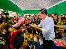 Jokowi: Penyebab Banjir Lebak Karena Tambang Emas Ilegal!