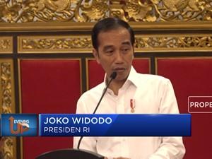 Jokowi Perintahkan untuk Bahu Membahu Atasi Dampak Banjir