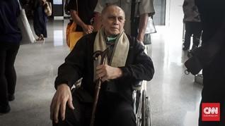 Eksepsi, Kivlan Minta Wiranto dan Tito Dihadirkan ke Sidang