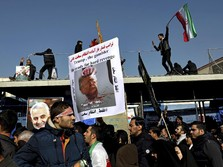 Iran Serang Markas AS di Irak, Perang Dunia III Terjadi?