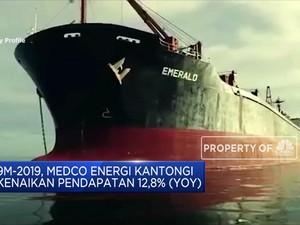 Medco Energi Kantongi Kenaikan Pendapatan 12,8%