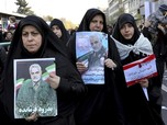 Jelang Peringatan Setahun Kematian Soleimani, AS-Iran Tegang