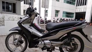 Pemuda Magetan Ubah Honda Revo Jadi Hybrid Pakai Barang Bekas