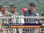 Jokowi Kunjungi Kabupaten Natuna hingga Ukrainian Air Jatuh