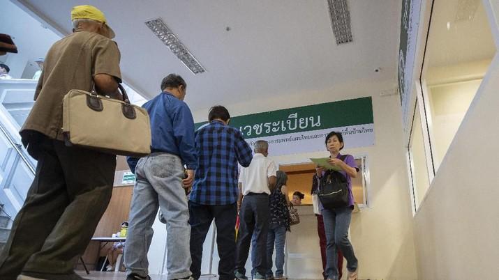 Pembukaan klinik ini merupakan upaya pemerintah Thailand dalam mengembangkan industri obat berbasis ganja.