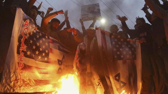 Ketika AS Warning Israel, Soal Apa ya?