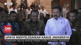 VIDEO: KPK Minta Kejagung Tuntaskan Kasus Jiwasraya