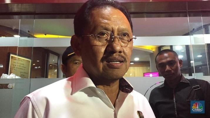 Jaksa Agung ST Burhanuddin mengaku dirinya sudah mengantongi nama siapa pelaku dibalik skandal Jiwasraya.