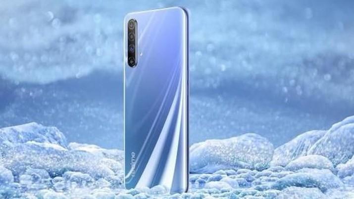 Spesifikasi dan Harga Realme X50 5G, Rilis Hari Ini