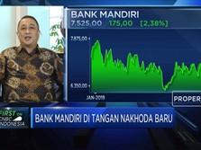 Ekspansi Bank Mandiri di Bawah Komando Royke Tumilaar