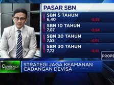 Jaga Pergerakan Rupiah, BI Lakukan 3 Intervensi pasar