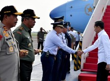 Kunjungi Natuna, Ini Sikap Tegas Jokowi Atas Klaim China