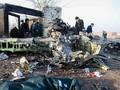 Media AS Sebut Pesawat Ukraina Jatuh Tertembak Rudal Iran