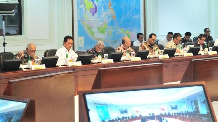 BPH Migas Dukung Jokowi, Harga Gas Industri US$ 6/MMBTU