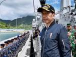 China Provokasi, RI Bakal Bangun Pangkalan AL di Natuna