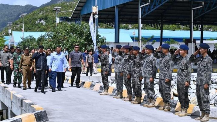 Pemerintah China mulai bersikap santun atas ketegangan yang terjadi di Laut Natuna dengan Indonesia.