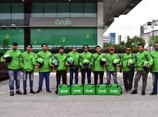 Adang Gojek, Ojek Online Grab Meluncur di Malaysia