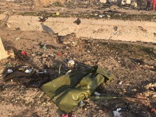 Boeing 737-800 Milik Ukraina Jatuh di Iran, 176 Orang Tewas