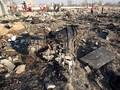 Iran Tangkap Perekam Video Pesawat Ukraina Ditembak Rudal