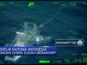 Konflik Natuna Indonesia dengan China Sudah Usai?